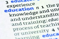 Education - dictionary definition