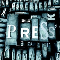 Press - Typography